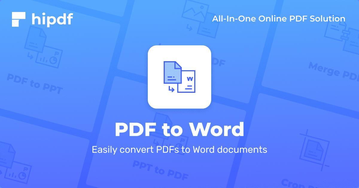 Soda PDF le permite convertir un archivo Word en PDF en cuestión de segundos ! Cree un documento PDF a partir del formato .docx de Microsoft Word que...